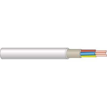 PFXP 3G2,5mm² ER 300/500 V LYS GRÅ