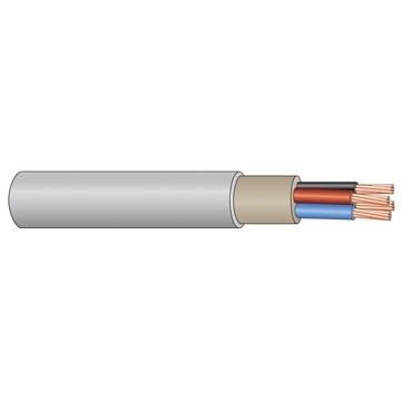 Reka PFXP-Kabel Grå 4G16mm² FR 0,6/1kV