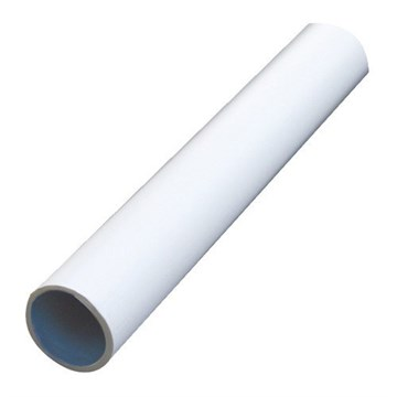 Pipelife stive rør 25mm 320N grå HF 3m