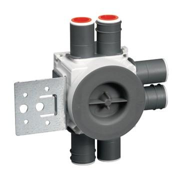 Schneider Electric Veggboks 55-72/100F