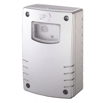 Thorgeon Skumringsrele lys grå 1200W