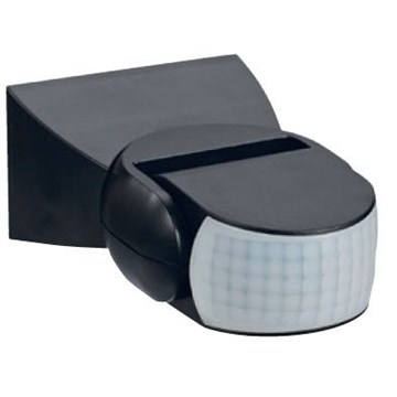 Thorgeon Bevegelsessensor  LED 300W Sort IP65