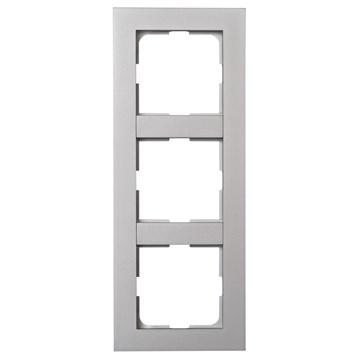 ELKO Plus kombinasjonsplate 3-hull Aluminium