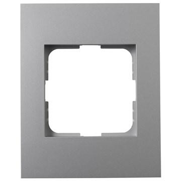 ELKO Plus overgangsramme 1.5 Aluminium