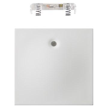 ELKO Plus vippestykke 1-pol med lys PH