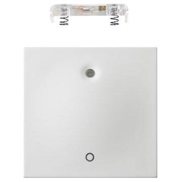 ELKO Plus vippestykke 2-pol med lys PH