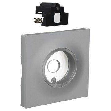 ELKO Plus dimmerkit hvitt lys Aluminium