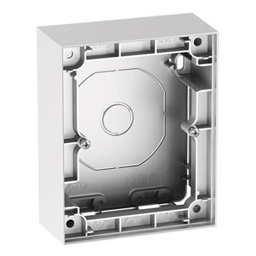 ELKO Plus påveggskappe 1,5 40mm Aluminium