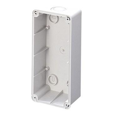 Gewiss Påvegg boks for standard forriglede kontakter 16/32A - GW66678N