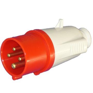 Gewiss Støpsel IP44 16A 400V 416-6 - GW61009