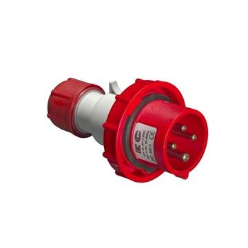 EC Støpsel 400V 32A 3P+N+J IP44 EC69079