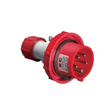 EC Støpsel 400V 125A 3P+N+J IP67 EC69675