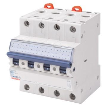 Gewiss Elementautomat MT B 10A 4P 10kA GW92586