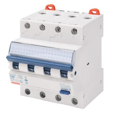 Gewiss Jordfeilautomat 410C 10A 4-pol 4 mod C-karGW94366