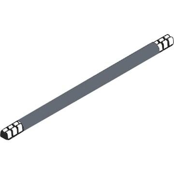 Lask 265 mm grå 10mm²