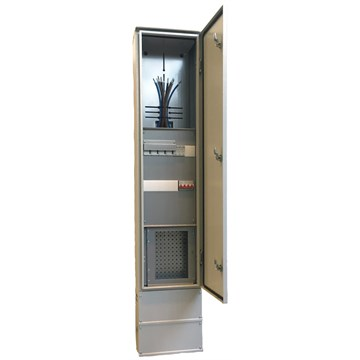 TKS Tilknytningsskap ferdigkoblet 230V Smal
