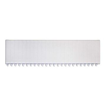 Stansefabrikken Blindplate hvit 12 moduler