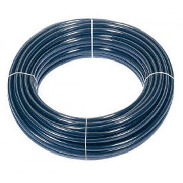PVC strømpe 8mm blå