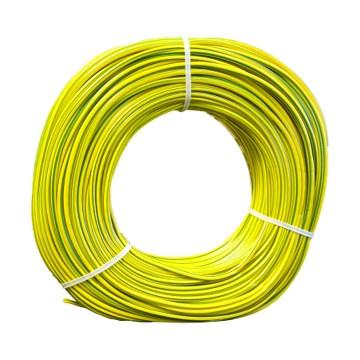 PVC strømpe 10mm Gul/Grønn
