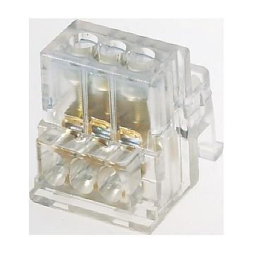 Gewiss Koblingstykke 1-leder 9x6mm² og 2x16mm² GW44675