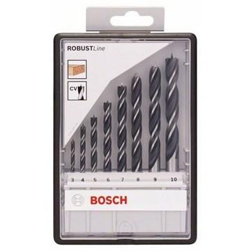 Bosch 8-delers treborsett