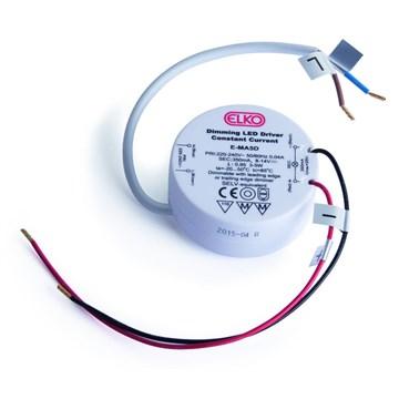 ELKO Bright LED driver 350mA 3-5W dimbar