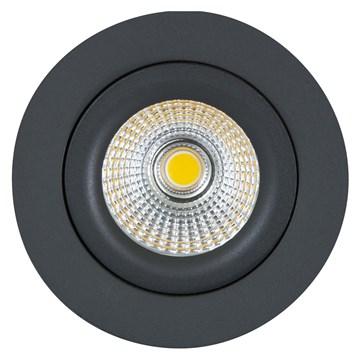 Sandy LED-downlight 7W dimbar IP44 Grå