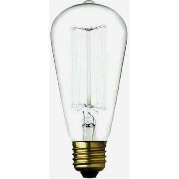 Danlamp eksteriør 60W E27 EDISON