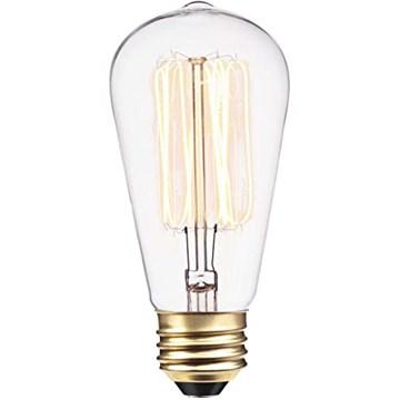 Edison Vintage pære ST64 40W E27