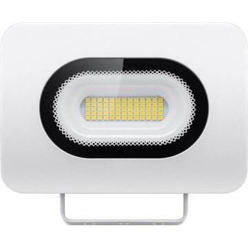 Goobay LED Lyskaster 30W Hvit