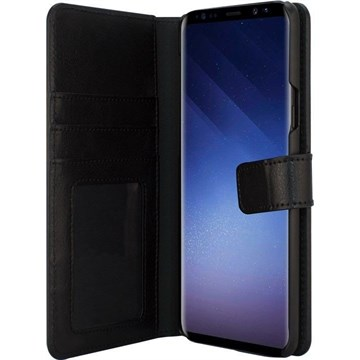 3SIXT NeoCase 2in1 etui for Samsung Galaxy S9 Sort