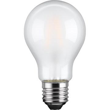 Goobay lyspære LED Filament matt 7W E27 2700k