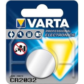 Varta Professional Electronics CR2032 5PK