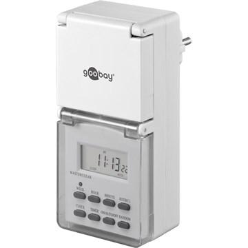 Goobay timer digital 16A IP44