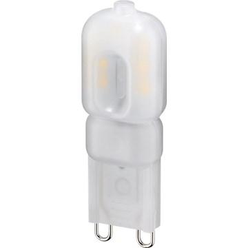 Goobay lyspære LED G9 2,2W 2700k