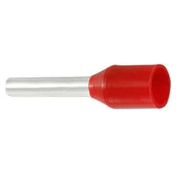 Endehylse Isolert 1.5mm² 8mm