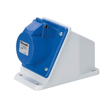 Påvegg industri stikk 16A 3+J 230V IP44 316-9