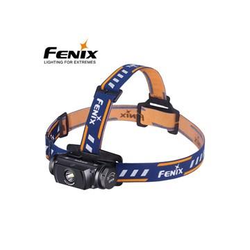 Fenix Hodelykt HL55 Sort