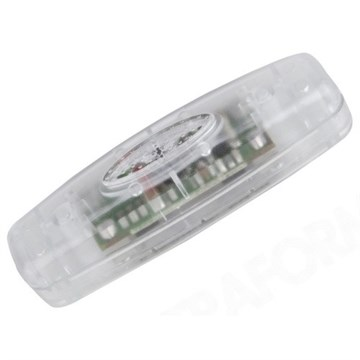Relco snello ledningsdimmer LED Transparent