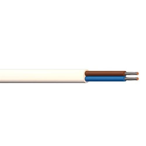 Downlightkabel 2x1,5 mm²