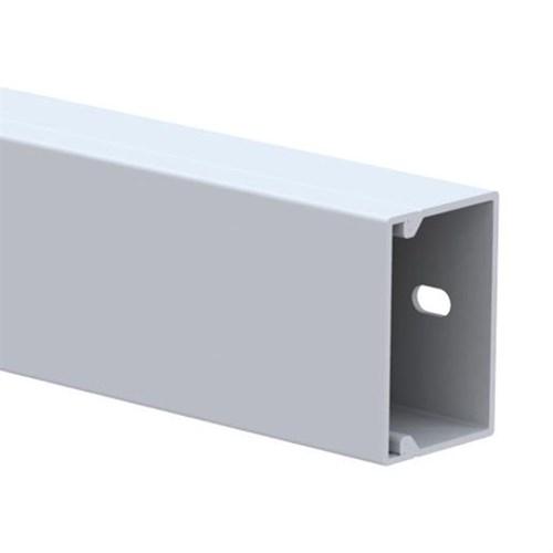 GGK ledningskanal LFG 25x40mm RAL 9010 2m