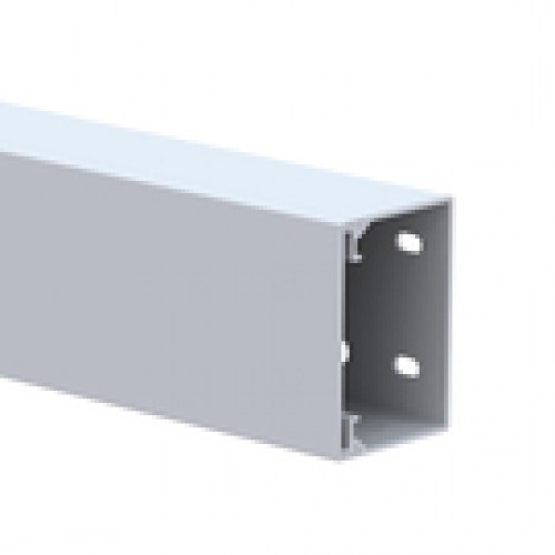 Ledningskanal LFG 30x30 PVC RAL 9010 Priset pr stk 2 meters lengde