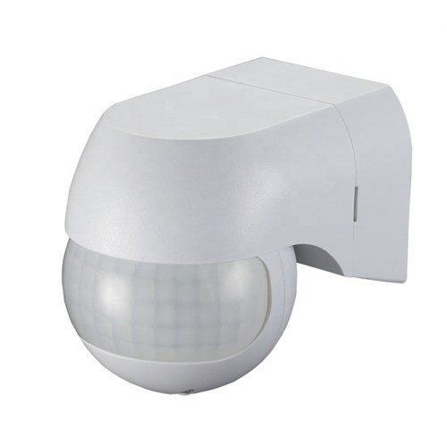 Thorgeon Bevegelsessensor  LED 300W Hvit IP44 180 grader