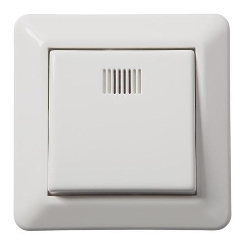 ELKO bryter innfelt 1-pol impuls m/lys RS16/1 PH