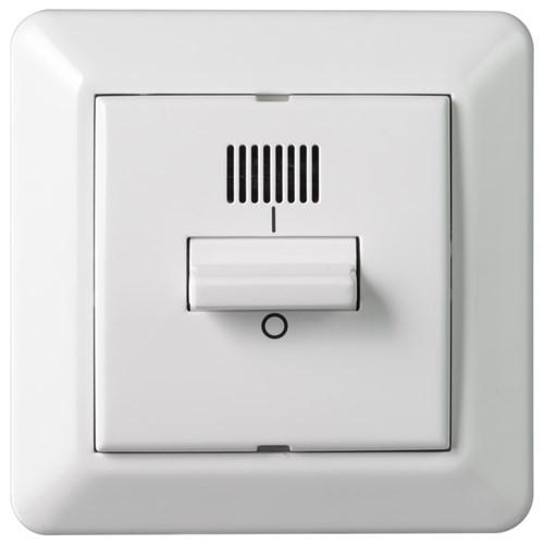 ELKO bryter innfelt 2-pol av/på m/lys RS16/2 PH