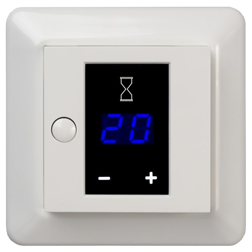 ELKO RS16 display tidsbryter 16A PH