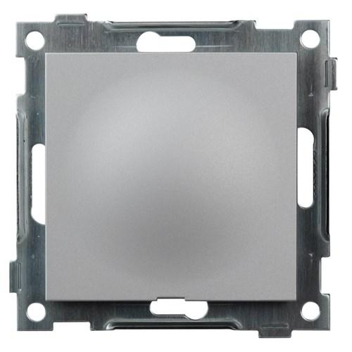ELKO Plus sentralplate Aluminium
