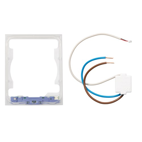 ELKO Plus lysramme m/blått lys 1,5-Hull
