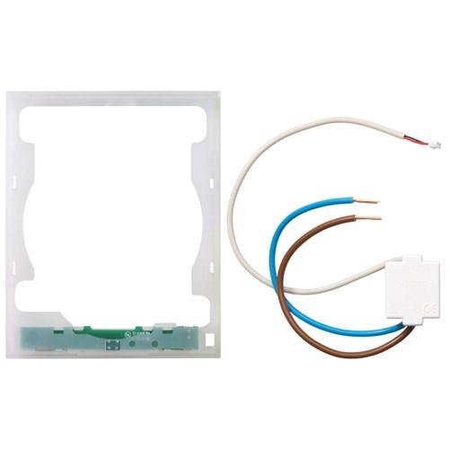 ELKO Plus lysramme m/hvitt lys 1,5-Hull