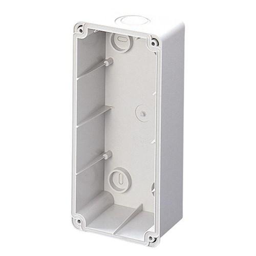 Gewiss Påvegg boks for standard forriglede kontakt 63A GW66686